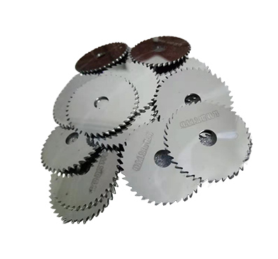 Carbide small saw blade